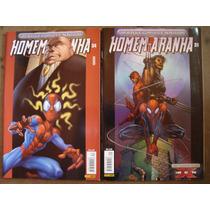 Marvel Millennium Homem-aranha Nºs 54 Ao 88 Ed. Panini