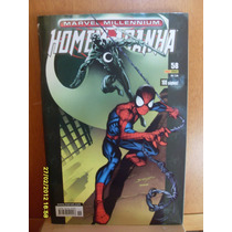 Homem-aranha Marvel Millennium 58 Panini - Bonellihq Cx 89