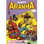 Homem Aranha Nº 25 Com Kazar E Mulher Aranha Ed. Abril 1985