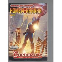 Marvel Millennium Homem-aranha Nº 11- Marvel- Panini Comics