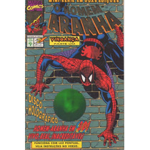Homem-aranha - Vingança (em 02 Ed.completa) C/disco 3d