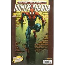 Millennium Homem-aranha 50 - Panini - Bonellihq Cx 504