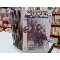 Lote Com 23 Revistas Homem Aranha Marvel Millennium Panini