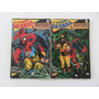 Homem Aranha E Wolverine! Mini Série Em 2 Edições! 1993!