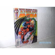Hq Gibi A Teia Do Aranha Nº 75 Ed. Abril 1996 - Produto Fj