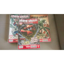Homem Aranha Superior - 1 Ao 19 - Nova Marvel