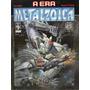 Raridade Graphic Novel A Era Metalzóica Anos 80