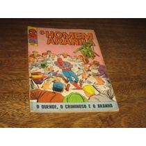 Homem Aranha 1ª Série Nº 17 Agost/1970 Editora Ebal Original