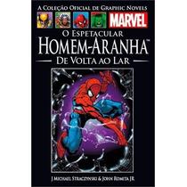 Homem Aranha De Volta Ao Lar Salvat Graphic 21 Novel Salvat