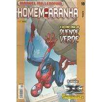 Homem-aranha Marvel Millennium 19 Panini - Bonellihq Cx 188