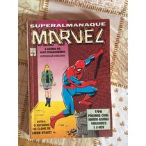 Superalmanaque Marvel N°07 Ed.abril Excelente Estado
