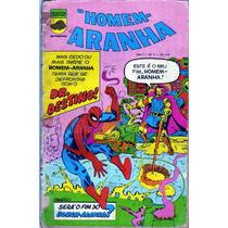 Homem-aranha Nº 2 - Editora Bloch - Anos 70