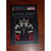Justiceiro - Bem Vindo De Volta Frank 2- Edição Em Capa Dura