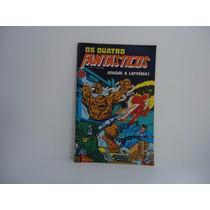 Os Quatro Fantásticos - Nº 8 - Novembro 1979 - Rge