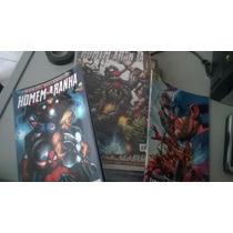 Hq Marvel Millennium Homem-aranha Supremos Panini Diversos
