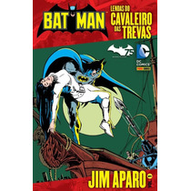 Batman: Lendas Do Cavaleiro Das Trevas - Jim Aparo Vol 1