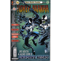 Revista Super-herois Premium Homem Aranha 11