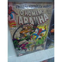 Coleção Histórica Homem-aranha Volume 04 Novo E Lacrado