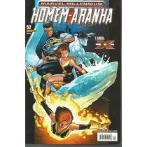 Homem-aranha Marvel Millennium 52 - Panini - Bonellihq Cx190