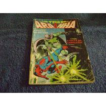 Gibi A Teia Do Aranha Nº 10 - Julho 1990