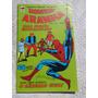 Homem-aranha Nº 5:os Executores - O Cérebro Vivo - Ed. Bloch