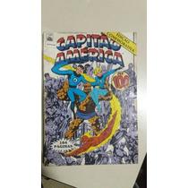 Edição Comemorativa Capitão America N° 100 - Ed.abril
