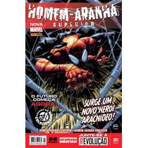 Homem-aranha Superior: Coleção Completa - Panini (novo)