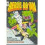 Heróis Da Tv Nº 72 - Editora Abril - 1985