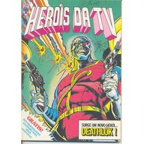 Heróis Da Tv Nº 69 - Editora Abril - 1985