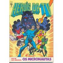 Heróis Da Tv Nº 73 - Editora Abril - 1985