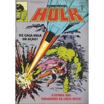 Gibi O Incrivel Hulk #72 - Abril - Usado - Bonellihq