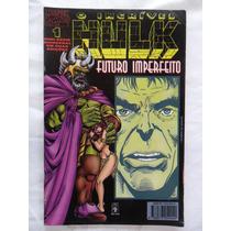 Hulk Futuro Imperfeito Nº 01! Ed. Abril 1996!