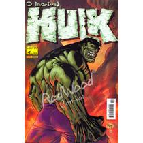 O Incrível Hulk #2 - Panini - Nc - Redwood