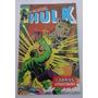 O Incrível Hulk Nº 9 - O Inferno É Um Mini Hulk - Rge - 1979