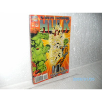 Gibi O Novo Incrível Hulk Ed.abril Nº150 Edi Comemorativa Fj