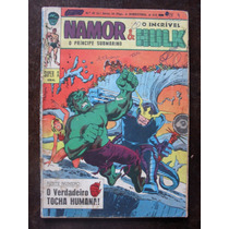 Super X Nº 49 - Namor & Hulk - Nov-dez/1971 - Ebal