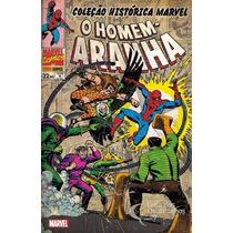 Coleção Histórica Marvel O Homem-aranha 4 Panini