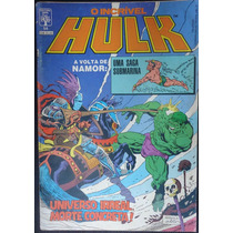 O Incrível Hulk Editora Abril Nº 54 Ano 1987