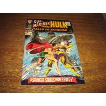 Hulk E Namor (tales To Astonish) Nº 88 Fevereir/1967 Inglês