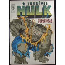 O Incrível Hulk Editora Abril Nº 118 Ano 1993