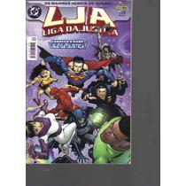 Lja Liga Da Justiça Nº 20 - Dc Panini Comics