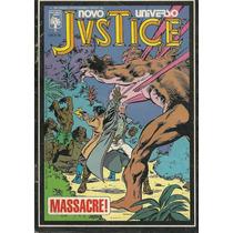 Gibi Novo Universo Justice #05 - Abril - Usado - Bonellihq