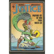 Gibi Novo Universo Justice 03 - Abril - Usado - Bonellihq