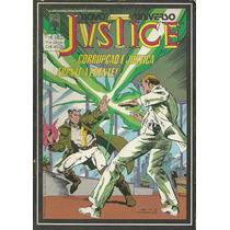 Gibi Novo Universo Justice #04 - Abril - Usado - Bonellihq