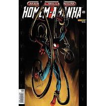 Marvel Millennium N° 41 Homem-aranha X-men Panini Mc