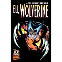 Eu, Wolverine - Panini (novo E Lacrado)