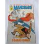 Revista Mandrake - O Barão Chance - Ed. Globo Nº 3 (e 41)