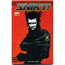 Wolverine: Snikt! - Panini (edição Encadernada)