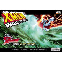 X-men Widescreen 2 - Panini - Nc - Redwood