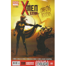 X-men Extra 03 Nova Marvel - Panini - Gibiteria Bonellihq